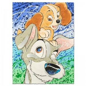 Hair of the Dog Disney Limited Edition Serigraph by David Willardson