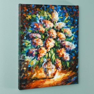 A Thoughtful Gift LIMITED EDITION Giclee on Canvas by Leonid Afremov
