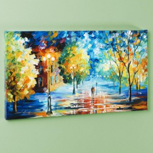 Expansive Canopy LIMITED EDITION Giclee on Canvas by Leonid Afremov