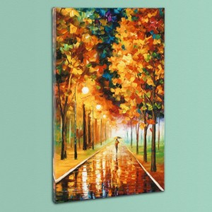 Light of Autumn LIMITED EDITION Giclee on Canvas by Leonid Afremov