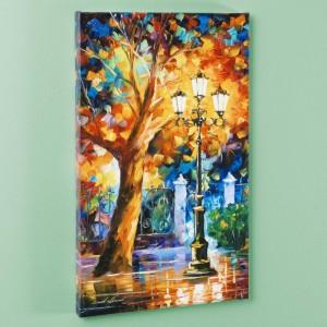 Romantic Aura LIMITED EDITION Giclee on Canvas by Leonid Afremov