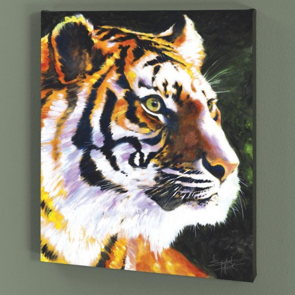 Patience LIMITED EDITION Giclee on Canvas by Stephen Fishwick