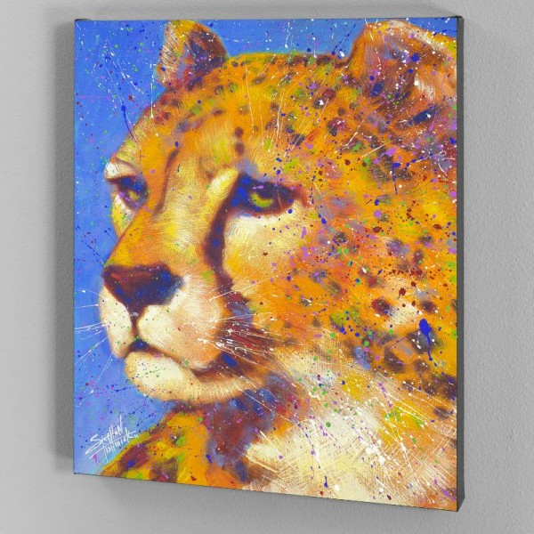 Holding Fast LIMITED EDITION Giclee on Canvas by Stephen Fishwick