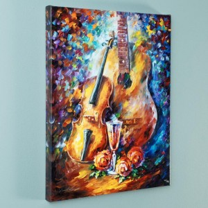 Serenade Limited Edition Giclee on Canvas by Leonid Afremov