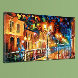 Infinity LIMITED EDITION Giclee on Canvas by Leonid Afremov