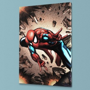 Amazing Spider-Man Annual #38 LIMITED EDITION Giclee on Canvas by Steve McNiven and Marvel Comics