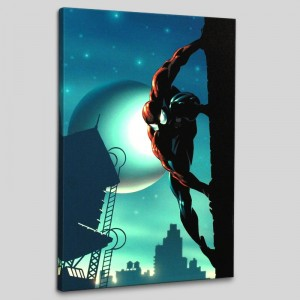 Amazing Spider-Man #521 Limited Edition Giclee on Canvas by Mike Deodato Jr. and Marvel Comics