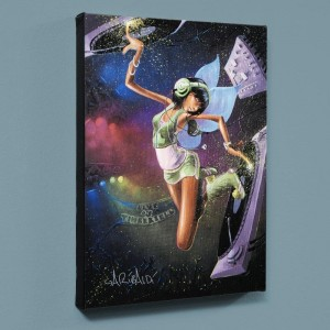 Tinkerbell LIMITED EDITION Giclee on Canvas by David Garibaldi