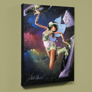 "Tinkerbell LIMITED EDITION Giclee on Canvas (27"" x 36"") by David Garibaldi"