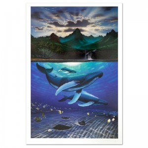 Dawn of Creation Limited Edition Lithograph by Famed Artist Wyland