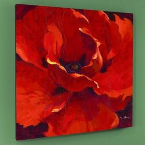 Gem Limited Edition Giclee on Canvas by Simon Bull
