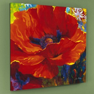 Your Beauty Lies Within Limited Edition Giclee on Canvas by Simon Bull