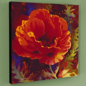 Bright Morning Dew Limited Edition Giclee on Canvas by Simon Bull
