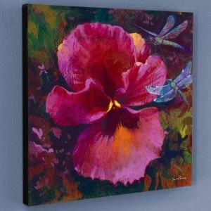 Gratitude Limited Edition Giclee on Canvas by Simon Bull