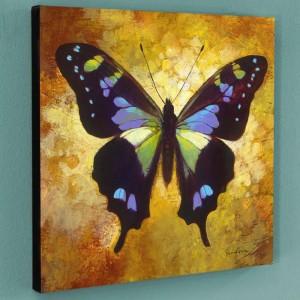 Pandora Limited Edition Giclee on Canvas by Simon Bull