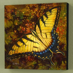 Nectar Limited Edition Giclee on Canvas by Simon Bull