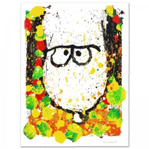 "Squeeze the Day-Monday Limited Edition Hand Pulled Original Lithograph (26.5"" x 35"") by Renowned Charles Schulz Protege"