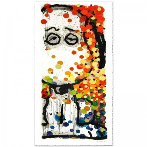"Beauty Sleep Limited Edition Hand Pulled Original Lithograph (20.5"" x 54"") by Renowned Charles Schulz Protege"