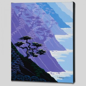 Bonsai Limited Edition Giclee on Canvas by Larissa Holt