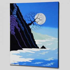 Dark Shadows Limited Edition Giclee on Canvas by Larissa Holt