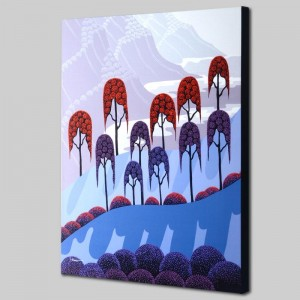 Altered Perceptions Limited Edition Giclee on Canvas by Larissa Holt