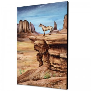 """The Lookout Limited Edition Giclee on Canvas by Martin Katon (24"""" x 36"""")"""