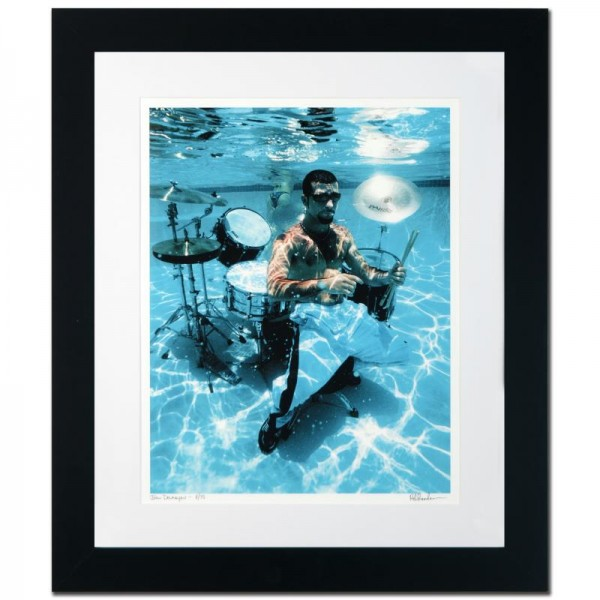 John Dolmayan Limited Edition Giclee by Rob Shanahan