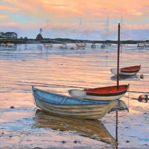 Scituate Harbor 18x24 Print