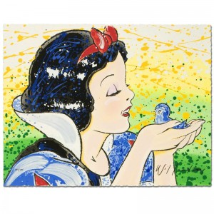 A Fine Feathered Friend Disney Limited Edition Serigraph by David Willardson