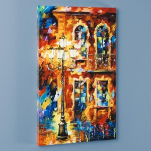 Old Light LIMITED EDITION Giclee on Canvas by Leonid Afremov