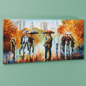 Simple Times LIMITED EDITION Giclee on Canvas by Leonid Afremov