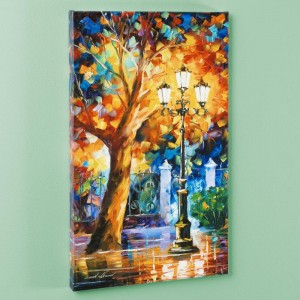 Romantic Aura LIMITED EDITION Giclee on Canvas by Leonid Afremov
