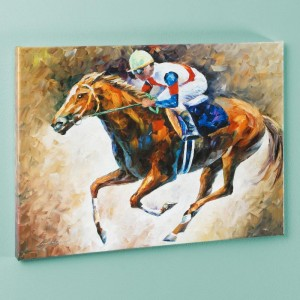 First LIMITED EDITION Giclee on Canvas by Leonid Afremov