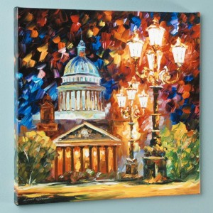 Twinkling of the Night LIMITED EDITION Giclee on Canvas by Leonid Afremov