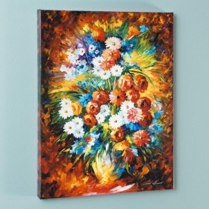 Congratulations LIMITED EDITION Giclee on Canvas by Leonid Afremov