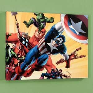 Fallen Son: Death of Captain America #5 Limited Edition Giclee on Canvas by John Cassaday and Marvel Comics! Numbered with Certificate of Authenticity! Gallery Wrapped and Ready to Hang!