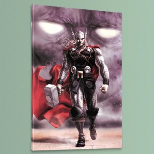 Astonishing Thor #5 Limited Edition Giclee on Canvas by Mike Choi and Marvel Comics