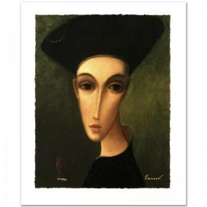 "Legendary Russian Artist Sergey Smirnov (1953-2006)! ""The Duke"" Limited Edition Mixed Media on Canvas"