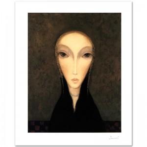 "Legendary Russian Artist Sergey Smirnov (1953-2006)! ""Mirage"" Limited Edition Giclee"