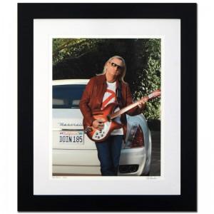 Joe Walsh Limited Edition Giclee by Rob Shanahan