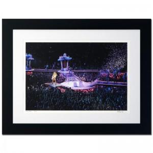 Lady Gaga Limited Edition Giclee by Rob Shanahan