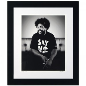 Questlove Limited Edition Giclee by Rob Shanahan