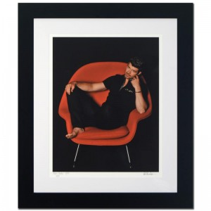 Robin Thicke Limited Edition Giclee by Rob Shanahan