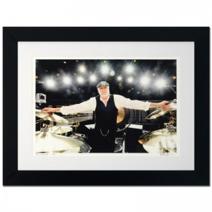 Mick Fleetwood Limited Edition Giclee by Rob Shanahan