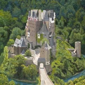 Burg Eltz 16x20 Print