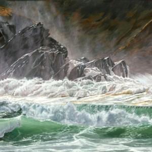Irish Mist 24x36
